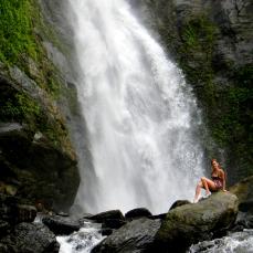Liang Shan 3rd waterfall