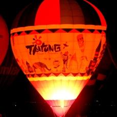 Taidong hot air balloon festival