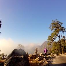 Motorcycle road trip through Nepal